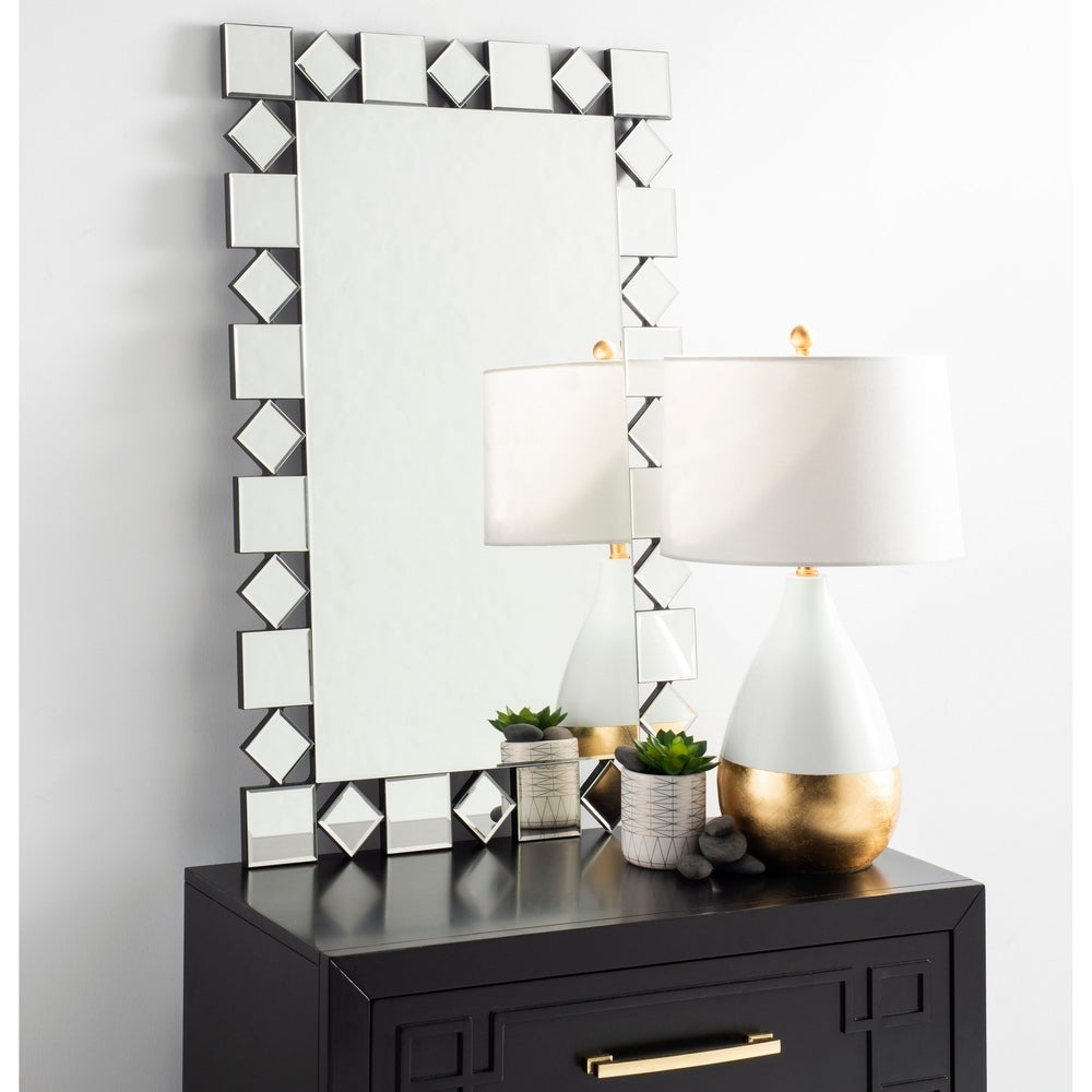Rectangle Decorative Mirror