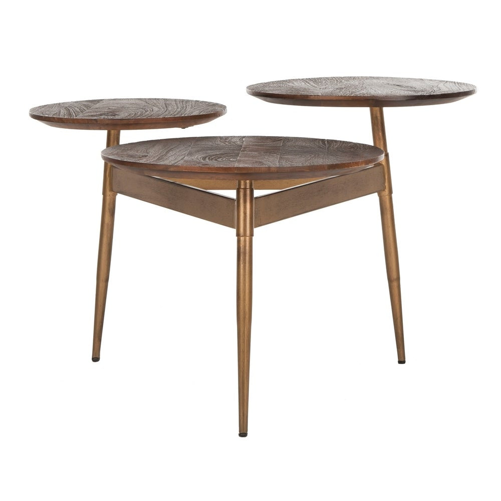 3 Circle Accent Coffee Table - RoomsandDecor.com