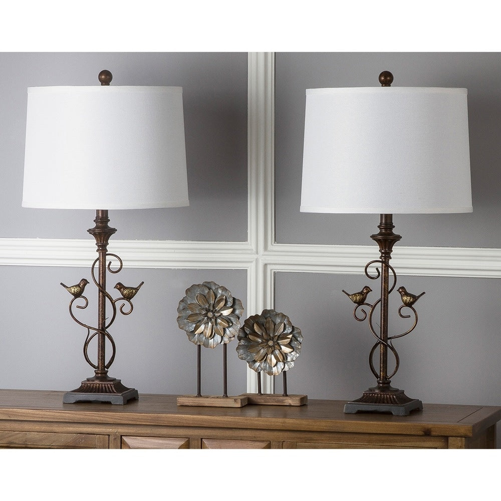 28-inch Birdsong Table Lamp (Set of 2) - RoomsandDecor.com