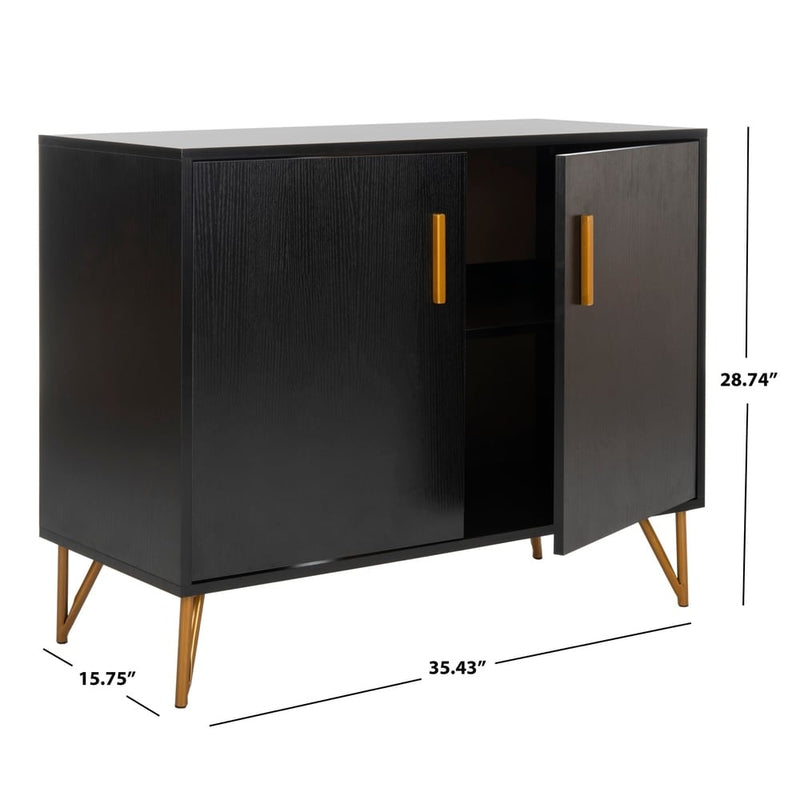 35 Inch Pine 2 Door Modular Tv Stand - RoomsandDecor.com
