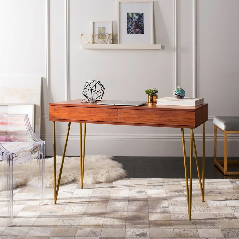 Pine Natural 2-drawer Desk - RoomsandDecor.com