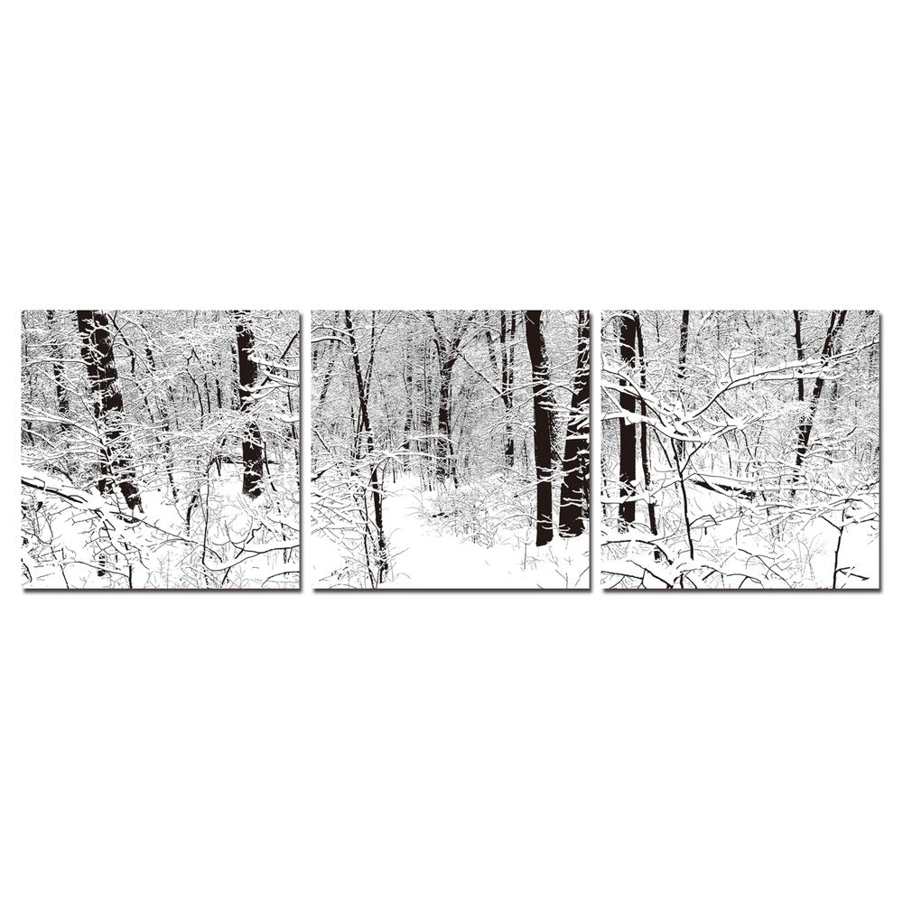 WOODS Canvas Wall Art - RoomsandDecor.com