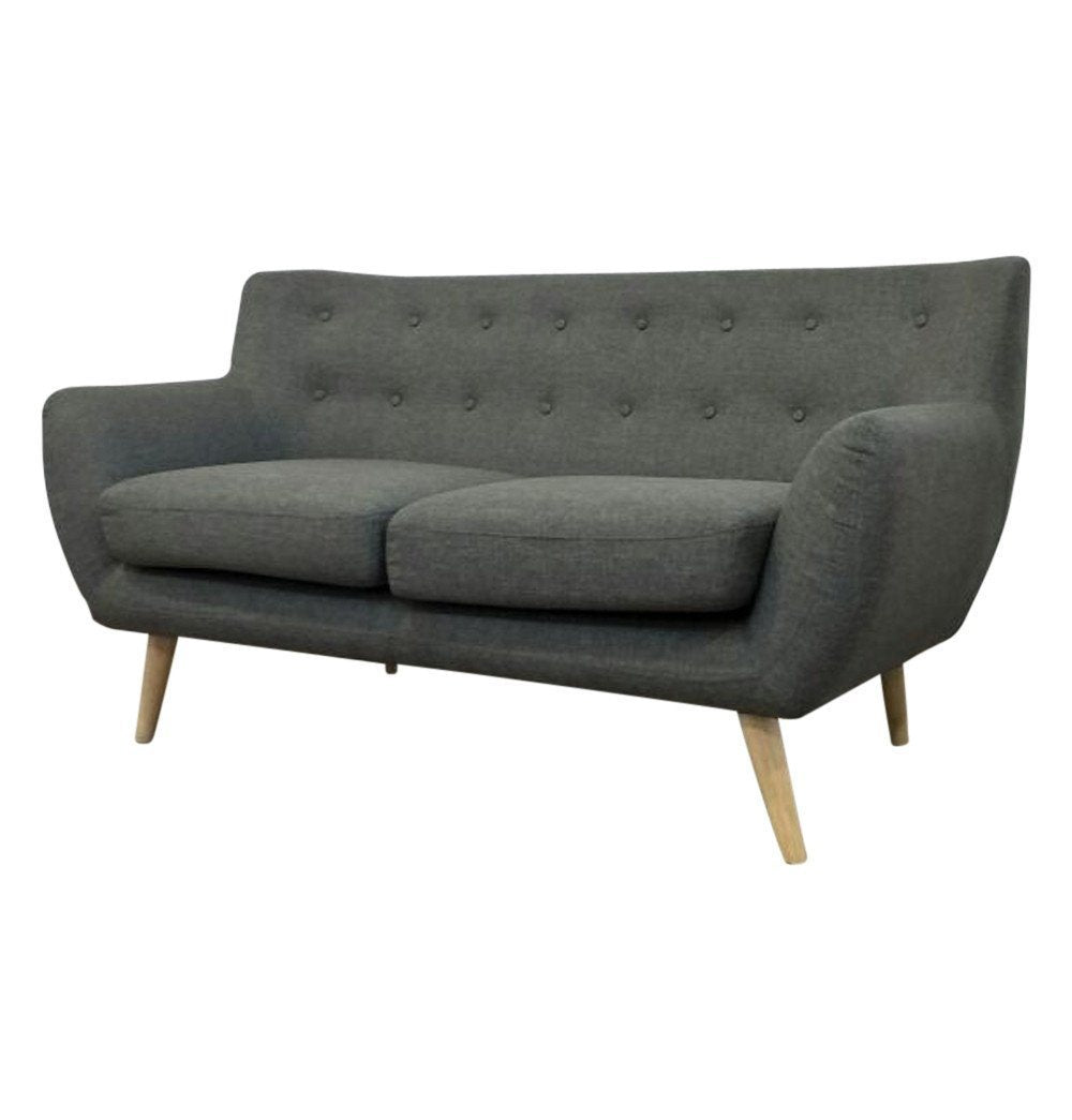 Ebba 2-Seater Sofa - Grey