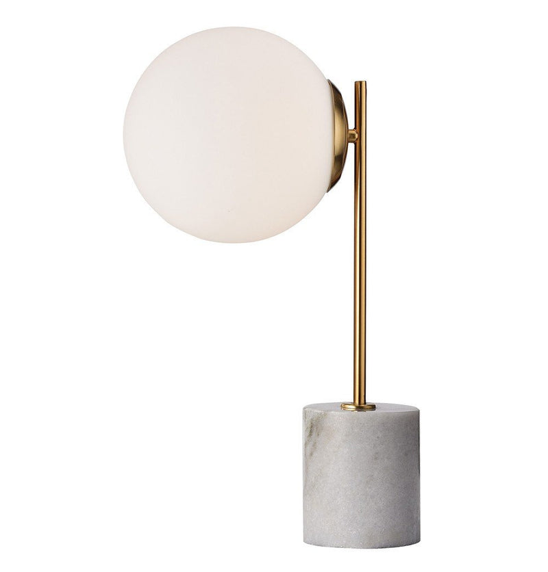 Tuva Marble Table Lamp - Mini