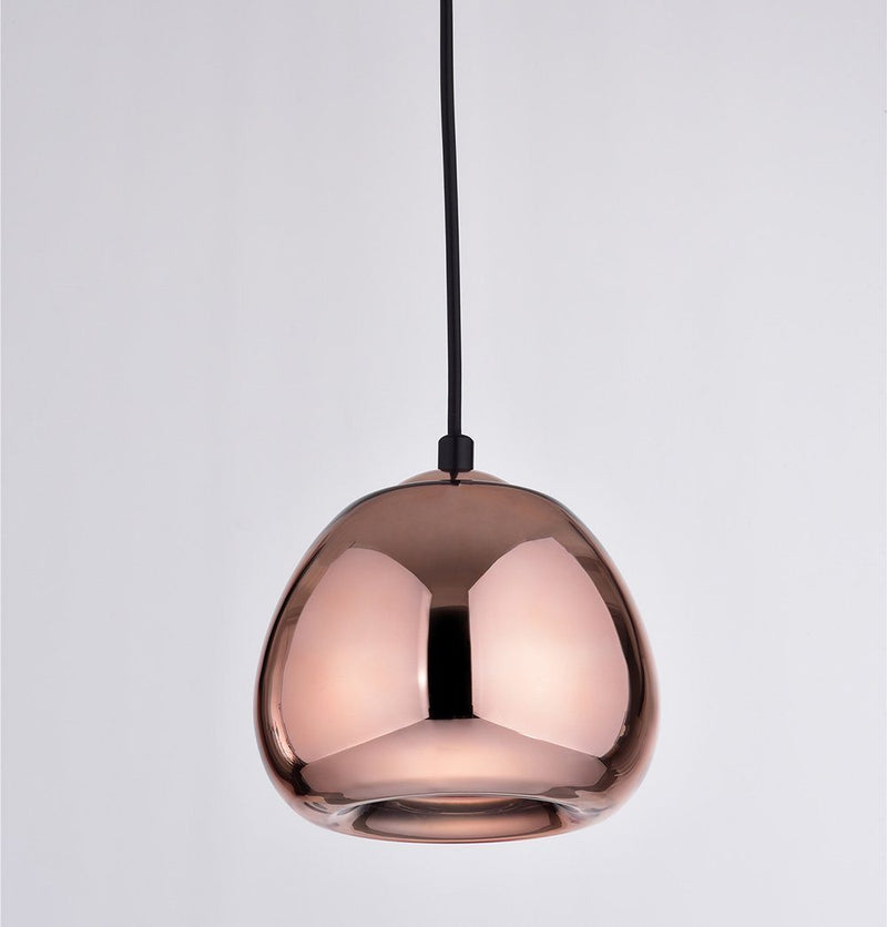 Void Mini Pendant Light - Copper - Reproduction