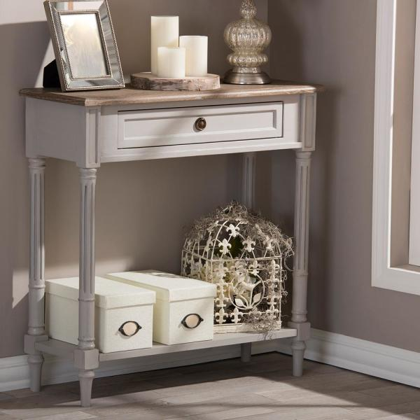 French Country Console Table - RoomsandDecor.com