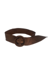 LEATHER SHINE BELT