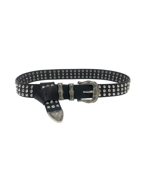 CRYSTAL STUD BELT