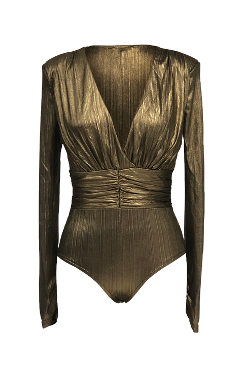 GOLDEN ARTISAN BODYSUIT