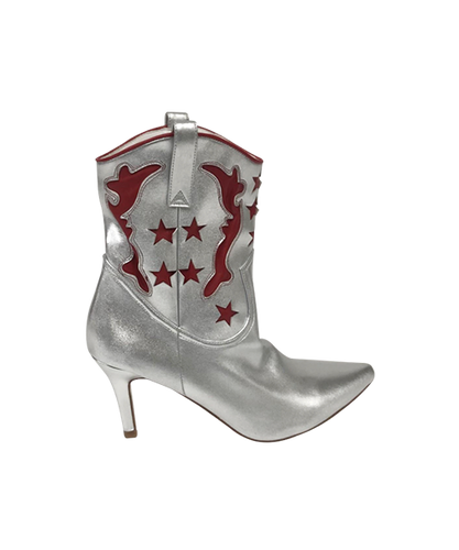 SILVER COUNTRYSIDE BOOTS