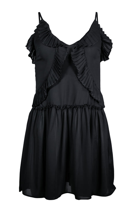 CHIFFON MAISON DRESS