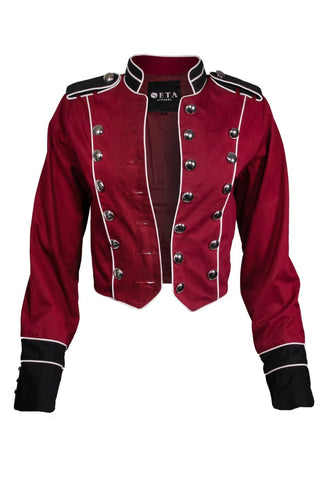 RED COUNTRYSIDE JACKET