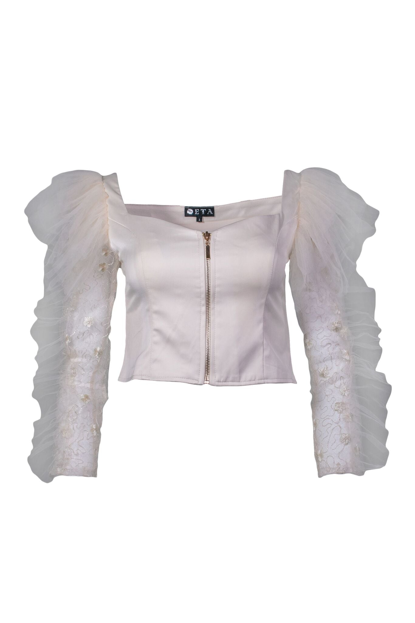 TULLE VERSAILLES TOP