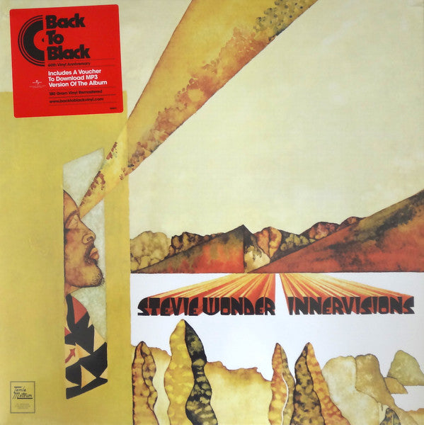 Stevie Wonder 'Innervisions' 180gm LP