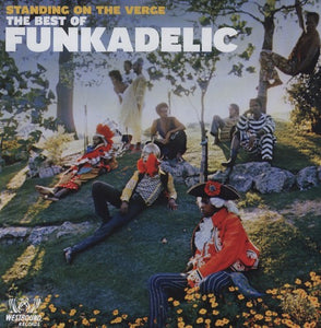 Funkadelic 'Standing On The Verge: The Best Of Funkadelic' 2LP