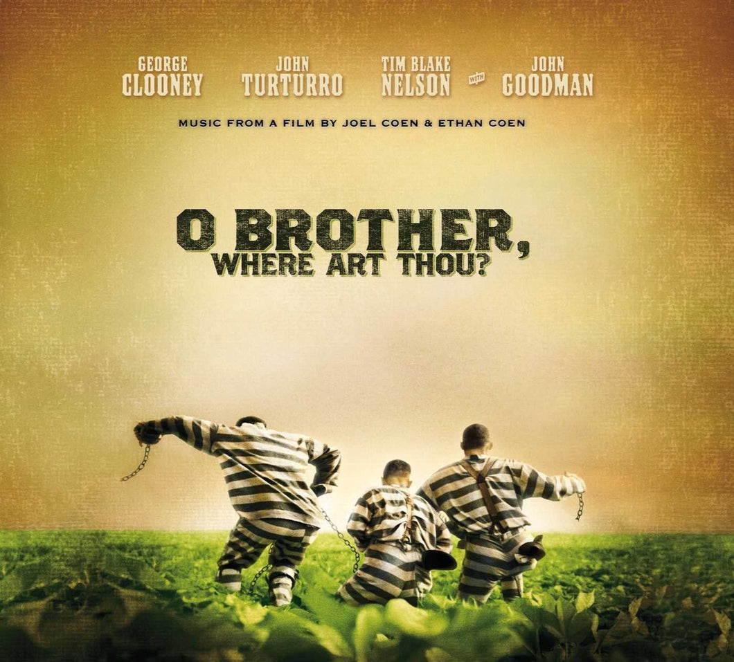 'O Brother, Where Art Thou?' Original Soundtrack 2LP