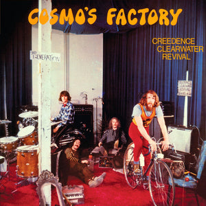 "Creedence Clearwater Revival ""Cosmos Factory"" 180gm LP"