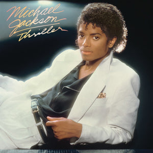 Michael Jackson 'Thriller' LP