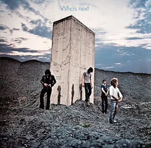 "The Who ""Who's Next"" LP"