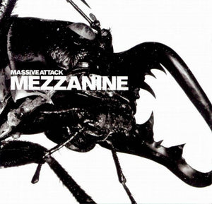 "Massive Attack ""Mezzanine"" 180gm 2LP"