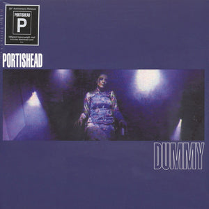 "Portishead ""Dummy"" 180gm LP"