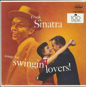 "Frank Sinatra ""Songs For Swingin' Lovers"" 180gm LP"