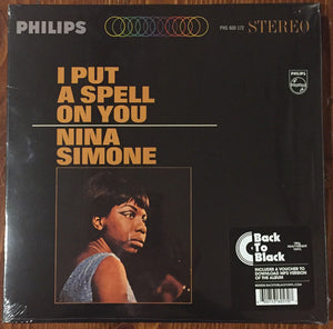 "Nina Simone ""I Put A Spell On You"" 180gm LP"