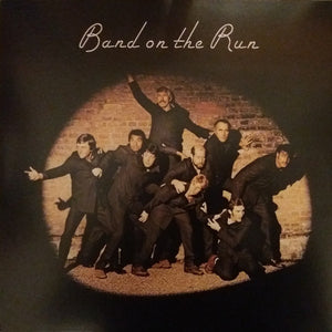 "Paul McCartney & Wings ""Band On The Run"" 180gm LP"