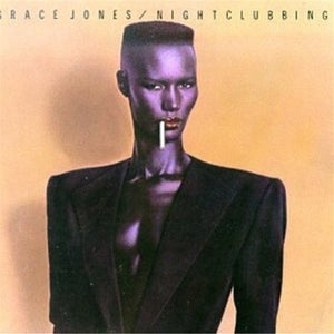 "Grace Jones ""Nightclubbing"" 180gm LP"