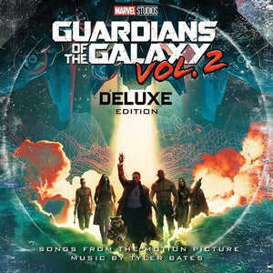 """Guardians of the Galaxy Vol. 2 "" OST 2LP 0 Deluxe Edition"