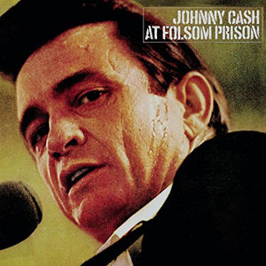 "Johnny Cash ""At Folsom Prison"" 180gm 2LP"