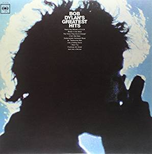 "Bob Dylan ""Greatest Hits"" 180gm LP"