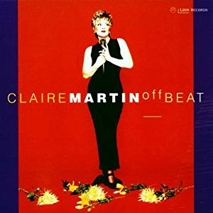 "Claire Martin ""Offbeat"" CD"