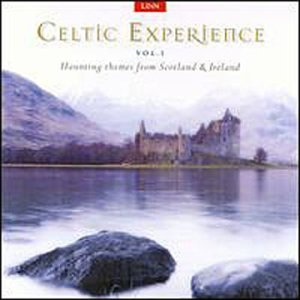 "William Jackson ""Celtic Experience 1"" CD"