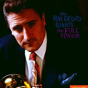 "Ray Gelato ""The Full Flavour"" CD"