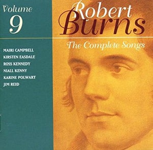 """Complete Songs Of Robert Burns - Volume 9"" CD"