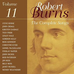 """Complete Songs Of Robert Burns - Volume 11"" CD"