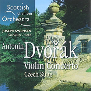 "Scottish Chamber Orchestra ""Dvorak: Violin Concerto in A minor"" SACD"