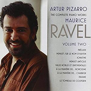 "Artur Pizarro ""The Complete Works of Ravel Vol. 2"" SACD"