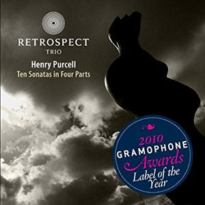"Retrospect Trio ""Purcell: Ten Sonatas in Four Parts"" SACD"