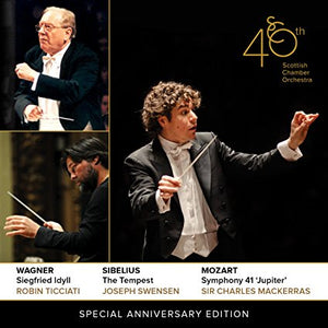 "Scottish Chamber Orchestra ""Scottish Chamber Orchestra: 40th Anniversary Edition"" CD"