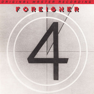 "Foreigner ""Foreigner 4"" 180gm Audiophile LP"