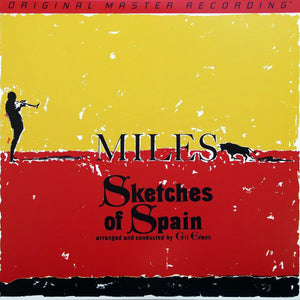 "Miles Davis ""Sketches Of Spain"" 180gm Audiophile LP"