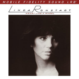 "Linda Ronstadt ""Heart Like A Wheel"" 180gm Audiophile LP"