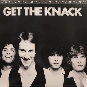 "The Knack ""Get The Knack"" 180gm Audiophile LP"