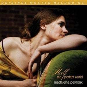 "Madeleine Peyroux ""Half A Perfect World"" 180gm Audiophile 2LP"