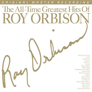 "Roy Orbison ""All-Time Greatest Hits Of Roy Orbison"" 180gm Audiophile 2LP"