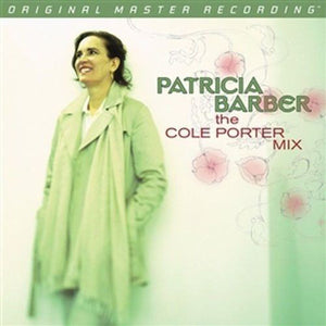 "Patricia Barber ""The Coe Porter Mix"" 180gm Audiophile 2LP"
