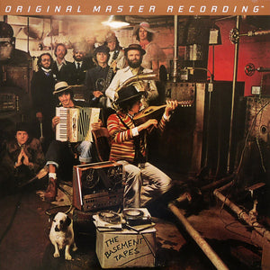 "Bob Dylan & The Band ""Basement Tapes"" 180gm Audiophile 2LP"
