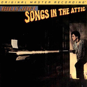 "Billy Joel ""Songs In The Attic"" 180gm 45RPM Audiophile 2LP"